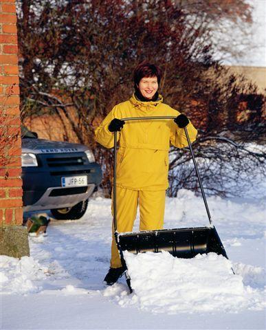 Fiskars profesionalni snežni plug