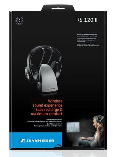 Sennheiser RS 120 II bezdrátová sluchátka