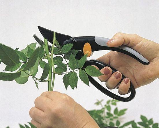 Fiskars Nůžky zahradní univerzální dvoučepelové (111440), záruka 5 let