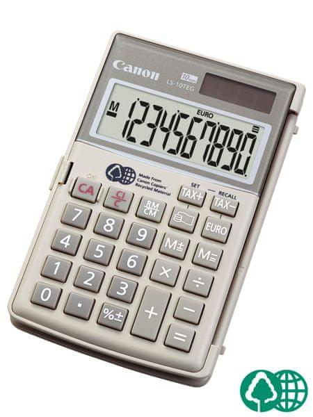 Canon Kalkulacka LS 10TEG