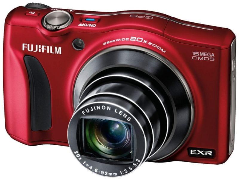 FujiFilm FinePix F770EXR Red - II. jakost