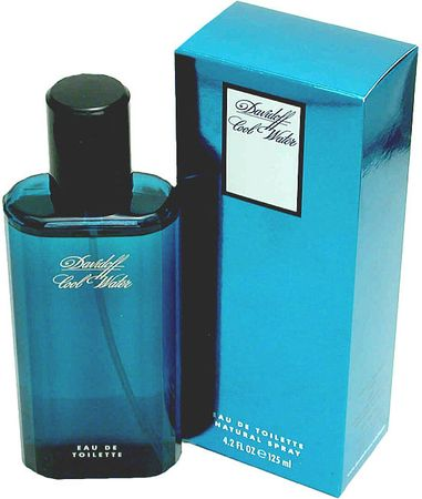 Davidoff Cool Water Man EDT, 125 ml