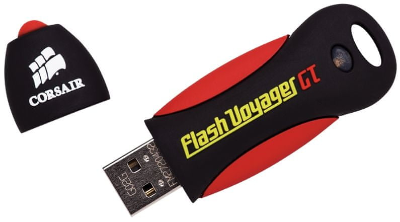 Corsair Voyager GT / 64GB USB 3.0