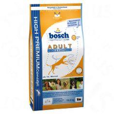 Bosch Dog Adult Fisch & Kartoffel Kutyaeledel, 15 kg