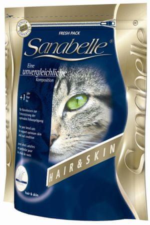 Bosch sucha karma dla kota Sanabelle Elegance Hair & Skin - 10kg