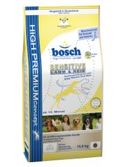Bosch Sensitive Lamb & Rice - 15kg