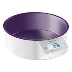 SENCOR kuhinjska tehtnica SKS 4004GR, vijolična