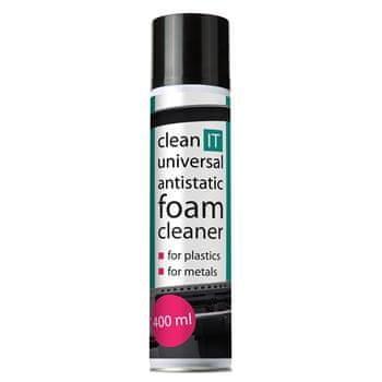 Clean IT univerzální antistatická čistící pěna CL-170, 400 ml