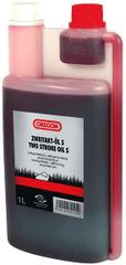 Oregon 2T polosyntetický olej s odmerkou 1l