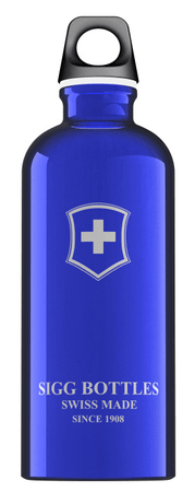 Sigg Swiss Emblem 0,6 L Dark Blue