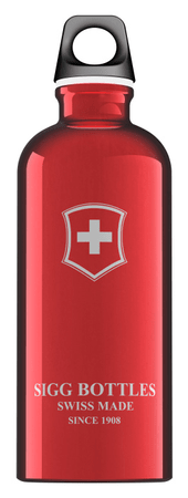 Sigg Swiss Emblem 0,6 L Red
