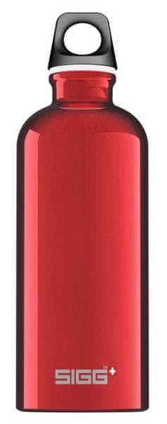 Sigg Traveller 0,6 L Red
