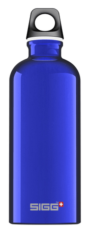 Sigg butelka Treveller 0,6 l Classic Dark Blue