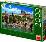 DINO Pražský hrad, 2 000 dielikov
