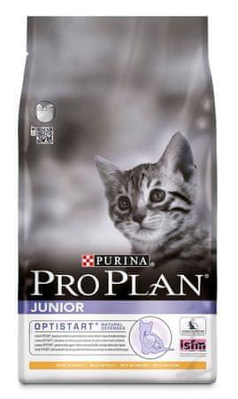 Purina Pro Plan sucha karma dla kociąt Kitten Chicken & Rice - 3kg