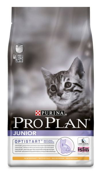 Purina Pro Plan Junior Chicken 3 kg