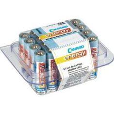 Conrad Energy AAA alkalická, 24ks box