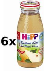 HiPP Hrušková šťava - 6x200ml