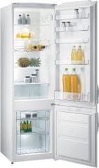 Gorenje RK 4181 AW Kombinált hűtőszekrény, 284 L, A+