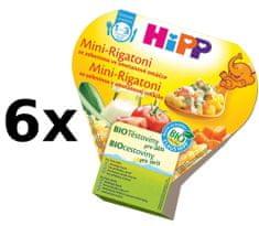 HiPP BIO Mini-Rigatoni se zeleninou - 6x250g