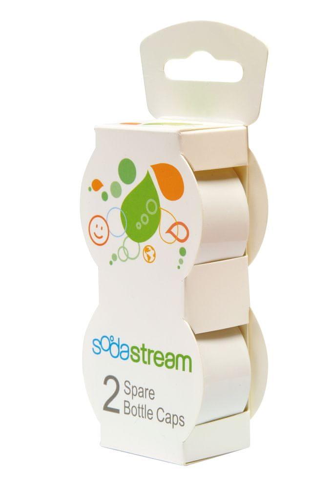 SodaStream Bílé víčko na plastové lahve