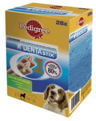 Pedigree Denta Stix medium pack - 28 db