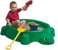 Paradiso peskovnik/bazen žaba s pokrovom