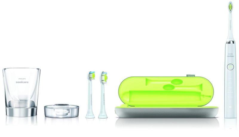 Philips Sonicare HX9332/04 DiamondClean + Dentální hygiena ZDARMA!