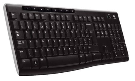 Logitech Tipkovnica K270 Wireless