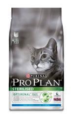 Purina Pro Plan sucha karma dla kota Sterilised, z królikiem i kurczakiem - 3kg