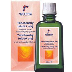 Weleda Těhotenský pěsticí olej 100 ml