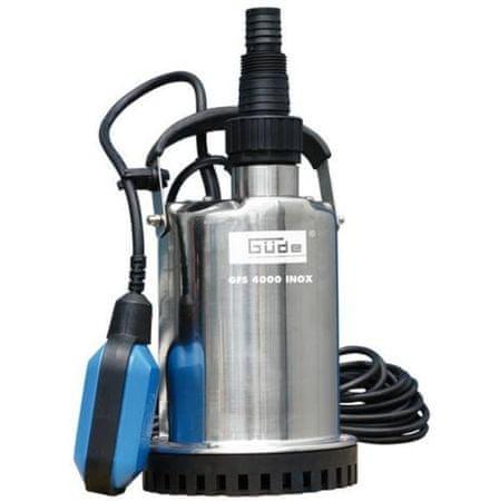 Güde potopna črpalka za umazano vodo GFS 4000 Inox (94606)
