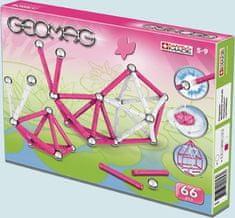 Geomag Kids Color Girl Mágneses építőjáték, 66 db (20GMG00053)