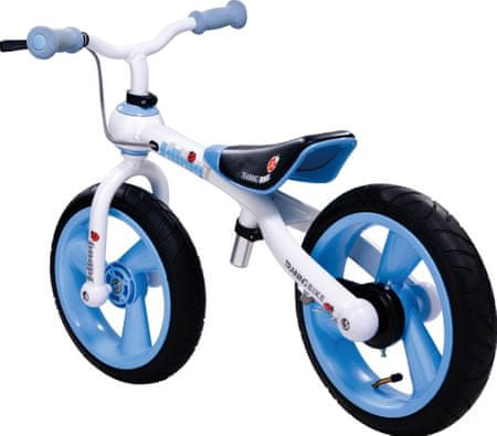 JD Bug Rowerek biegowy Training Bike Niebieski