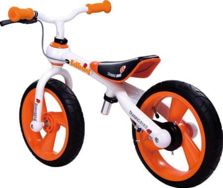 JD BUG odrážadlo Training Bike oranžová
