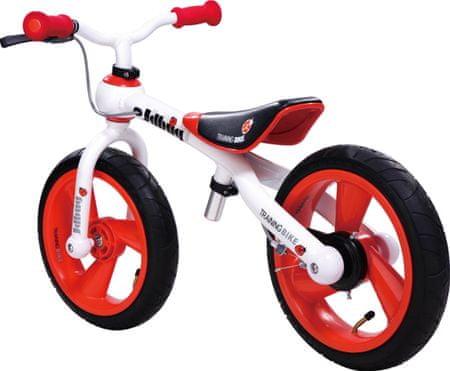 JD Bug Rowerek biegowy Training Bike Czerwony