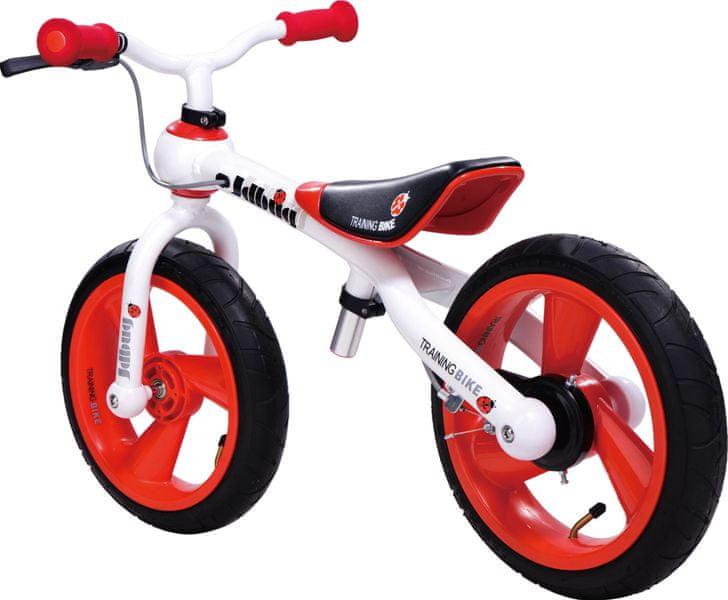 JD Bug odrážedlo Training Bike červené