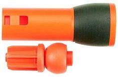 FISKARS bjímka SoftGrip a oranžové zakončení násady s kuličkou (115364)