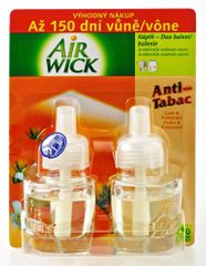 Air wick Anti tabac tekutá náplň 2x19ml