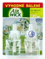 Air wick Biele kvety tekutá náplň 2x19ml