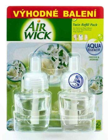 Air wick Wkłady elektryczne DUO białe kwiaty 2 szt.