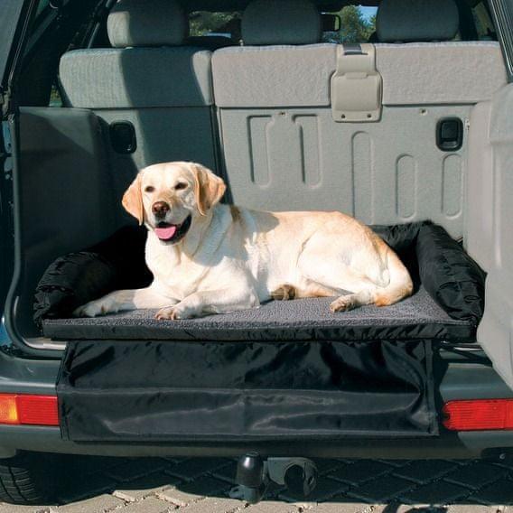 Trixie Legowisko podróżne dla psa do bagażnika samochodowego