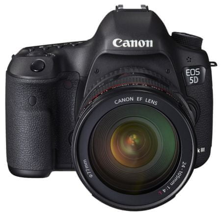 Canon EOS 5D Mark III + EF 24-105 L IS USM