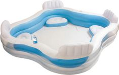Intex intex-družinski bazen s sedeži 56475, 229 cm - odprta embalaža