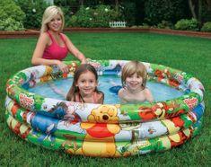 Intex Bazén 3 kruhový Macko Pú