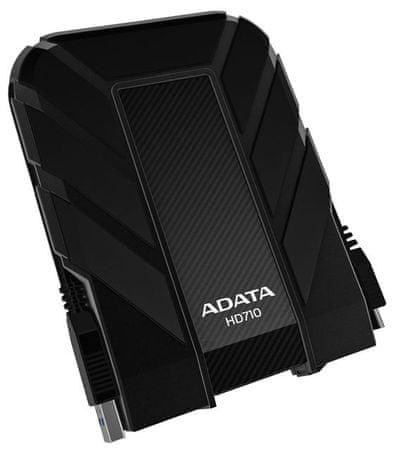 A-Data zunanji disk HD710 1 TB, črn