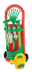 ECOIFFIER Wózek z narzędziami ogrodowymi