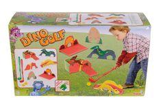 SIMBA Minigolf Dino, 10 dielov