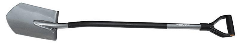 Fiskars Rýč Ergonomic špičatý (131410), záruka 5 let