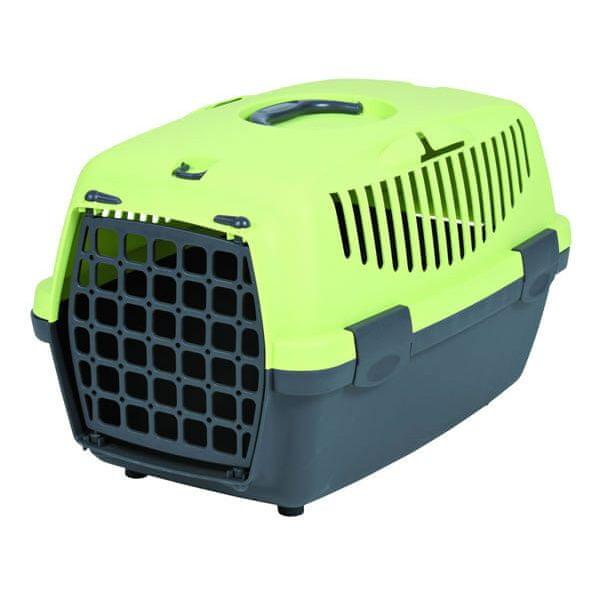 Trixie Transportní box CAPRI I zelená/tmavě zelená